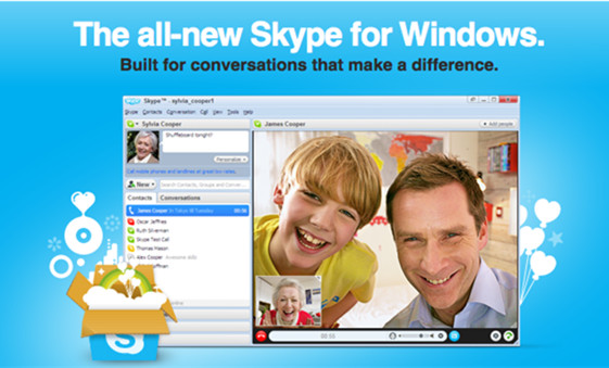 Skype v7.40.99.103