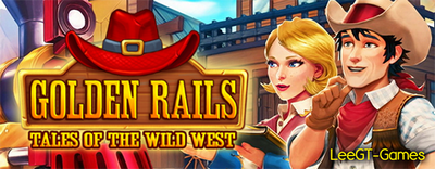 黄金路轨:荒野西部传说