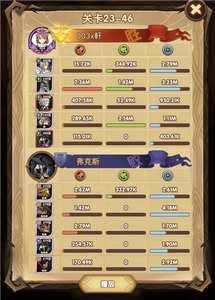 剑与远征23-46怎么过 23-46通关阵容搭配及站位分享