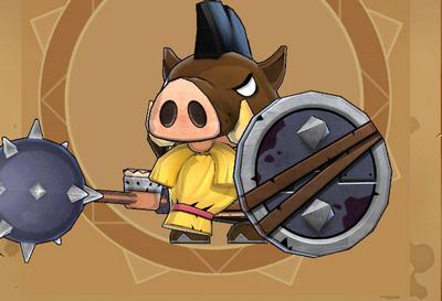 小小军团2锡德里克怎么样 猪盾阵容搭配思路
