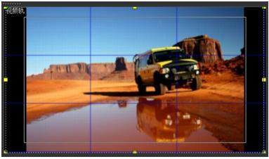 视频编辑时怎么显示和隐藏网格线?会声会影网格线设置