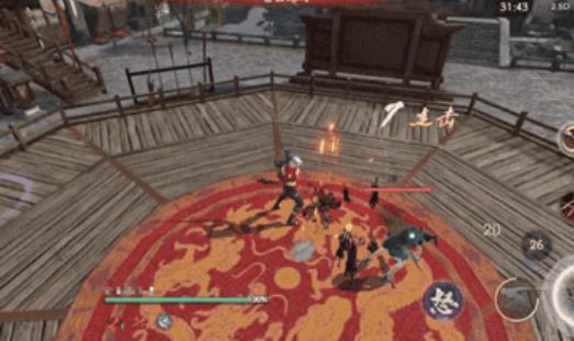 流星群侠传手游剑风技能详解 剑风技能连招攻略