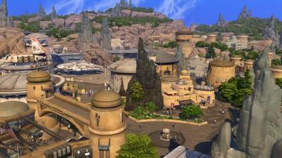 模拟人生4:星球大战-巴图之旅1