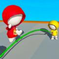 跳绳比赛3D