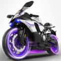 摩托车交通特技