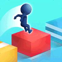 火柴人跳跃模拟